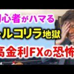 【ヤバい】トルコリラFXの恐怖!高金利のスワップに注意(動画)