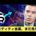 シルバー・プラチナ・銅 が危ない! ドル(DXY)高の影響 Update(動画)