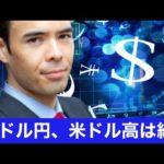 FXドル円、米ドル高続く、日経平均と無関係(動画)