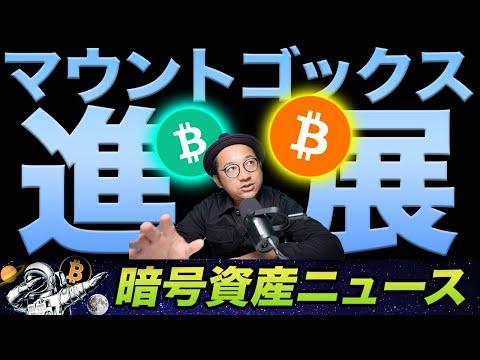 マウントゴックス事件に新展開!14万ビットコイン保有の『東京のクジラ』がいなくなり価格暴騰を支える材料にも?(動画)