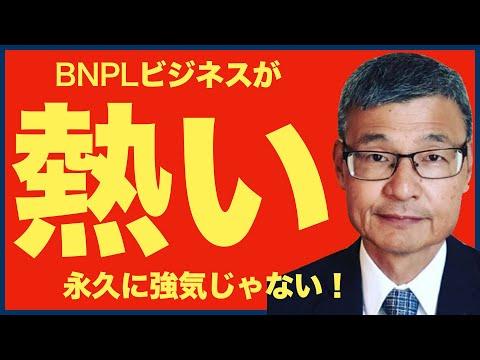【米国株 10/28】今は未だ強気です、BNPLに。就活→晴れて新入社員…でも入社後..(動画)